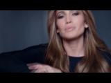 Дженнифер Лопес в рекламе шампуня Loreal Elseve