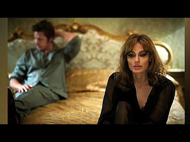 Джоли и Питт сыграли супругов на грани развода 29.06.2015