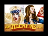 Lady GaGa feat Beyonce - Telephone (Instrumental With Background Vocals) ByTayler Fierceness