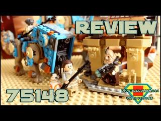Lego Star Wars 75148 Encounter on Jakku Review