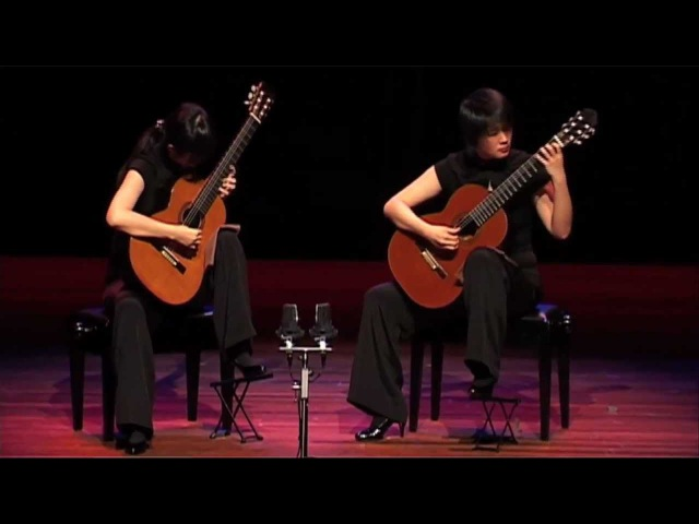 Beijing Guitar Duo - Suite Retratos