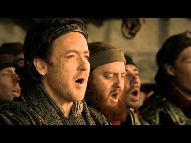 Dragon Blade Roman Song Light of Rome Video