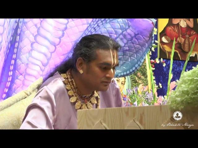 Бхагават Гита. Глава 6. Стих 47. Комментарии Парамахамсы Шри Свами Вишвананды.