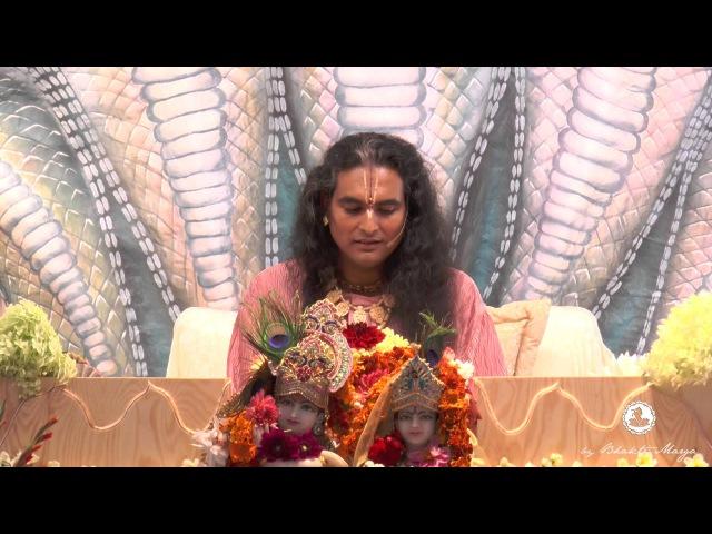 Бхагават Гита. Глава 5. Стих 18. Комментарии Парамахамсы Шри Свами Вишвананды.