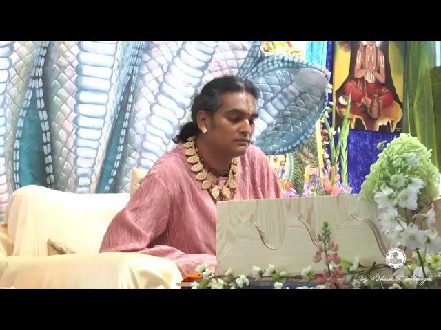 Бхагават Гита. Глава 5. Стих 29. Комментарии Парамахамсы Шри Свами Вишвананды/