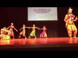 Krishna kaliya dance