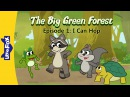 The Big Green Forest 1: I Can Hop | Level 1| By Little Fox