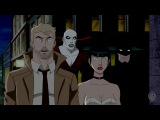 Justice League Dark Clip: Batman vs. Shrouds
