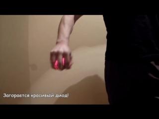 Гироскоп тренажер для кисти рук http://ali.pub/7pmne
