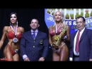 2016 IFBB World Junior Championships Bikini plus 166cm
