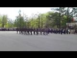 плац-концерт на 9мая. Власиха, РВСН