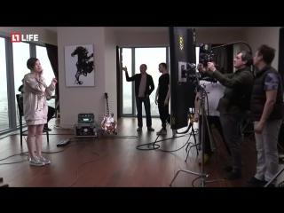 Запись  live-видео популярной  группы