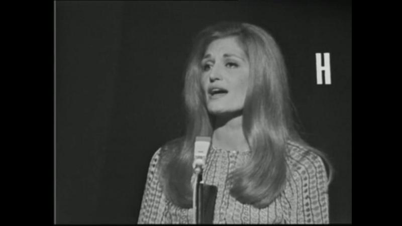 Dalida - Ils ont change ma chanson / 21-11-1970 L'avis a deux