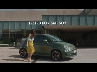 Bet gezýän oglanlar üçin ýörite barlagdan geçen Fiat 500S