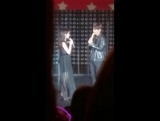 2017.01.08 АйЮ на концерте Джунки By Takamin