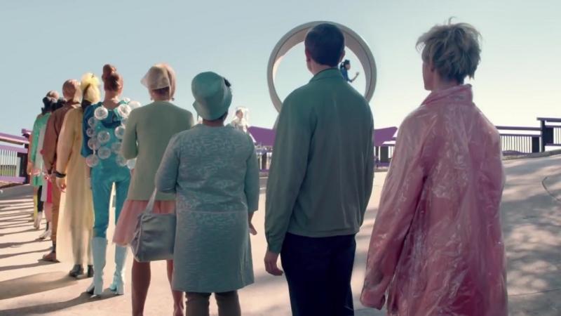 Новый клип Кэти Перри (Katy Perry) — Chained To The Rhythm