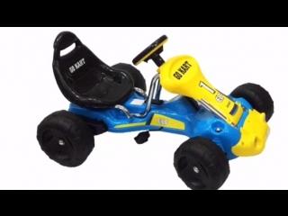 NEW! Детские педальные машины