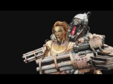 Killer Instinct - представлен новый трейлер, посвященный ультимейту Килгора