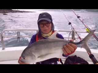 Light Jigging in Con Dao islands with NS Black Hole Magic Eye light jigging rod