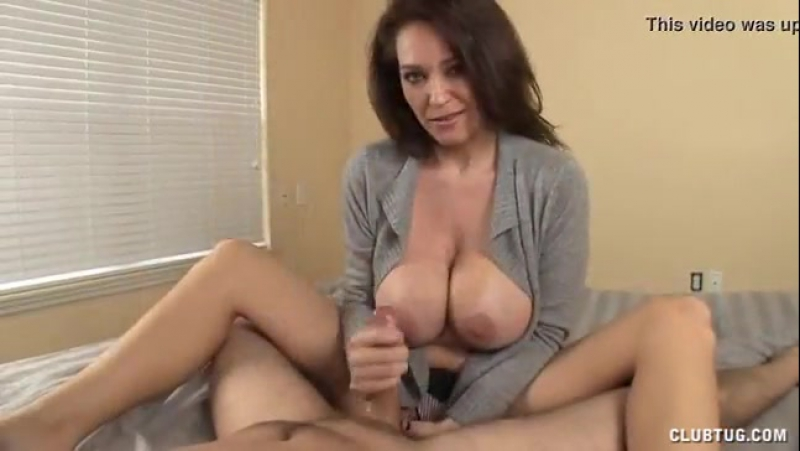 видео секс со зрелой мамой