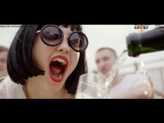 """Юлия Хлынина засветила сосок """"Закон каменных джунглей"""" 2017 (ZКД, sex scene, эротика, постельная сцена)"""