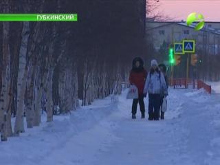 Время Ямала - Деньги вместо земли. 26 многодетных семей Губкинского уже сделали свой выбор.