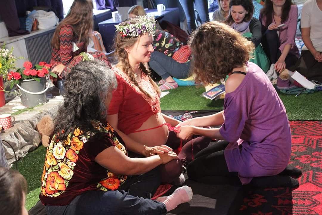 Афиша Нижний Новгород Праздник для беременных «Mamita»