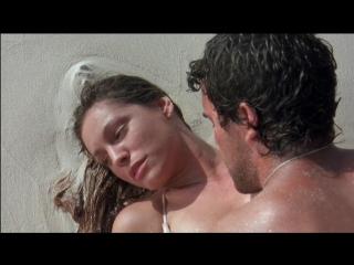 Kelly brook nude - three (survival island, 2005) long