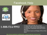 Facebook Help 1-888-514-9993 official Page to Flush Away your Facebook problem