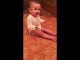 Малыш ругается с родителями. Ржач.Казакша прикол 2016..mp4