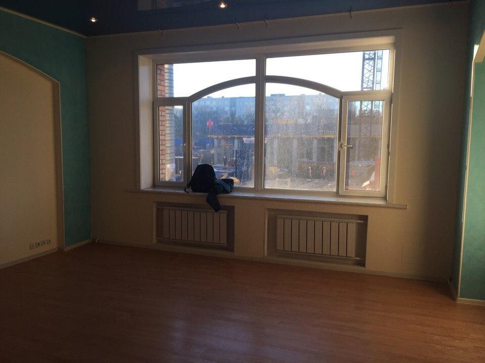 Пустой офис в Москве