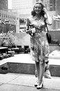 Уличная мода Нью-Йорка 1940-х годов