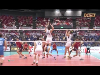 Top 10 Volleyball Attacks by Osmany Juantorena