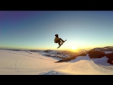 GoPro Snow-  Sunset Perfection with Sage Kotsenburg and Sven Thorgren