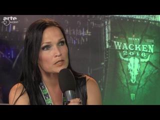 INTERVIEW Tarja x Wacken 2016