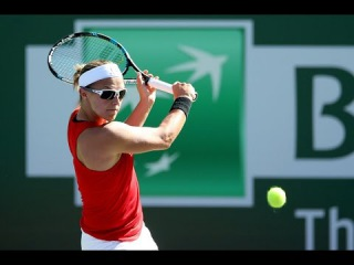 2017 BNP Paribas Open First Round | Kirsten Flipkens vs CiCi Bellis | WTA Highlights