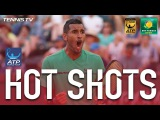 Hot Shot: Kyrgios Produces Thrillers At Indian Wells 2017