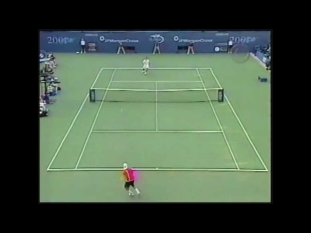 US Open 2001 Hewitt Sampras F Highlights