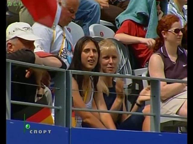 Yevgeny Kafelnikov vs Tommy Haas - 2000 Sydney OG MS Final - Highlights