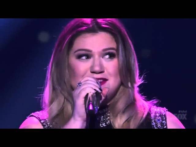 Kelly Clarkson - Piece By Piece (American Idol)
