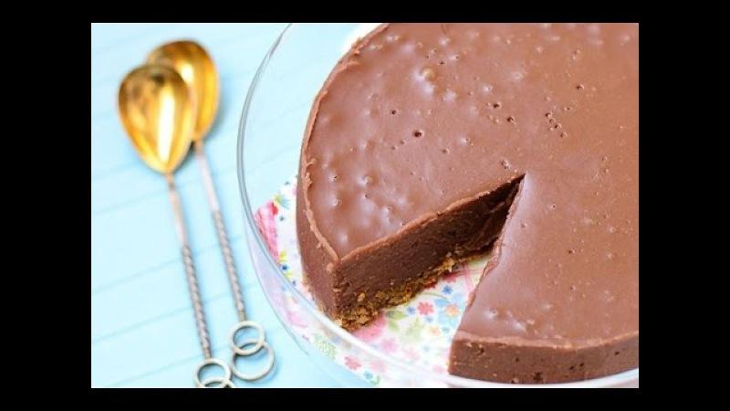 Сыроедческий шоколад. Приготовление