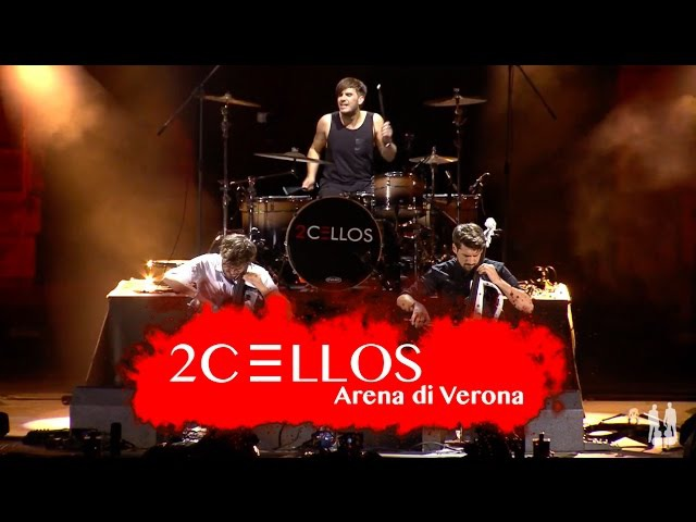 2CELLOS - They Dont Care About Us [Live at Arena di Verona]