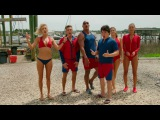 Baywatch Movie B-ROLL &amp BLOOPERS - Dwayne Johnson, Alexandra Daddario, Zac Efron, Priyanka Chopra
