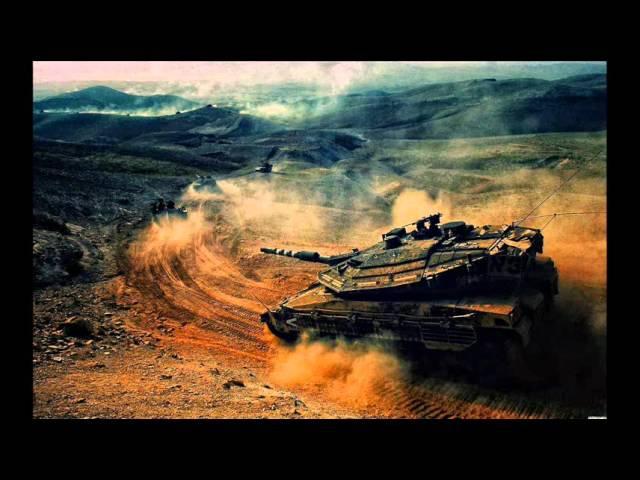 I.D.F Israeli Armor Corps Power Capability - חיל השריון העוצמה והיכולת