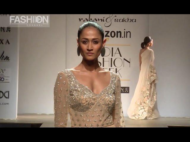 RABANIRAKHA Spring Summer 2017 | INDIA Fashion Week by Fashion Channel