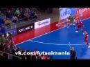розыгрыш углового - футзал мини-футбол futsal skills goal tricks