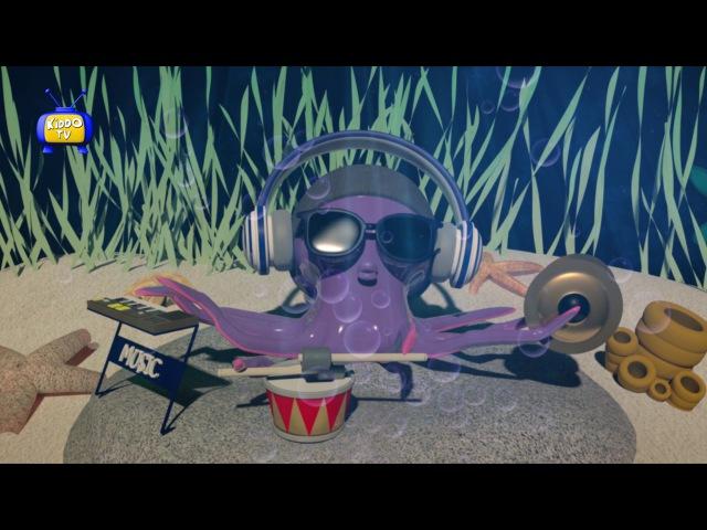 DJ Octo Shades - Rhythmic Beats