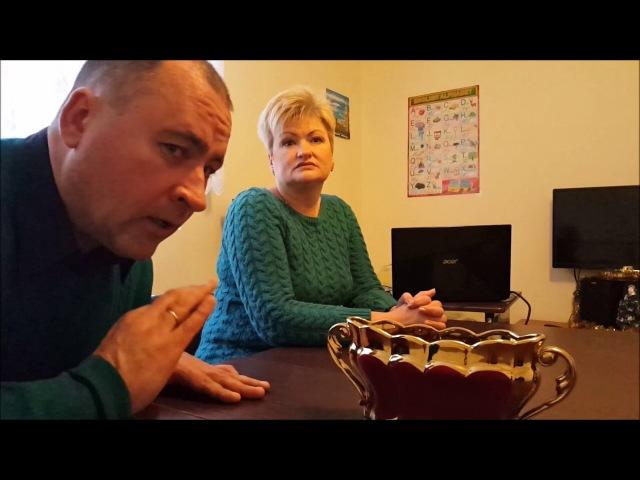 7 ПЕРЕЕЗД в БОЛГАРИЮ (Украина Анжелика и Евгений )