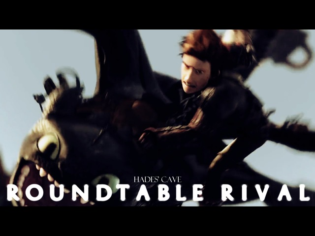 How To Train Your Dragon 1/2 - Roundtable Rival