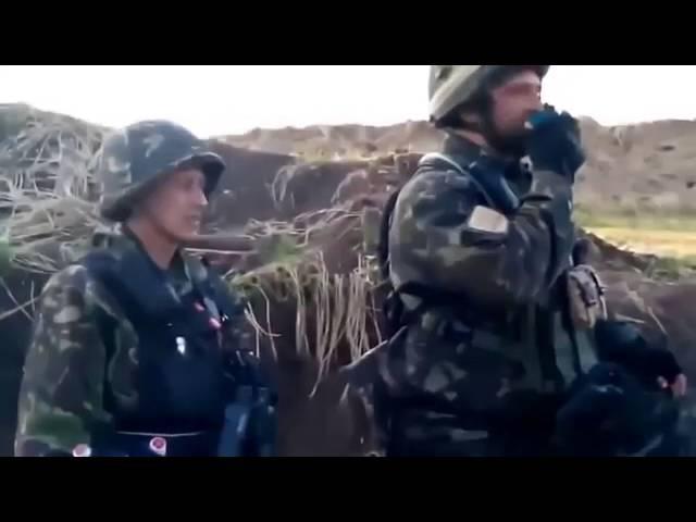 ВСУ разбили огромную колону оккупантов под Дибровкой